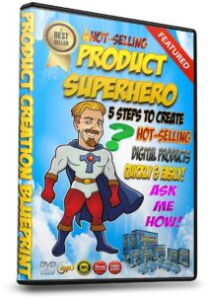 Product Superhero - By Tutorman